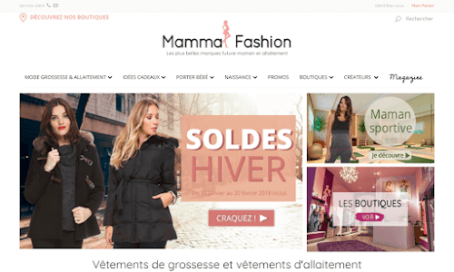 MammaFashion Vêtements de grossesse
