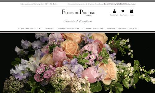Fleurs de prestige.fr : Vente de fleurs haut de gamme