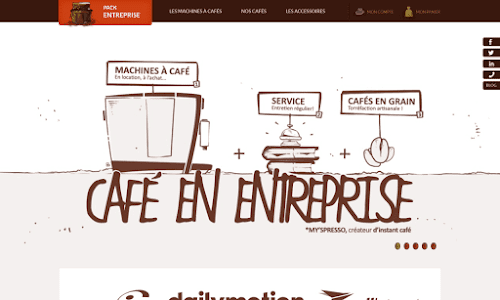 Myspresso Café et thé