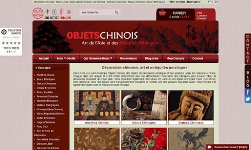 Objets Chinois Art