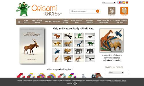 Origami-Shop Loisir créatif