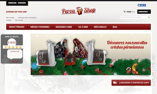 Perou Shop Cadeaux