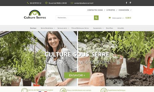 Culture Serres Jardinage