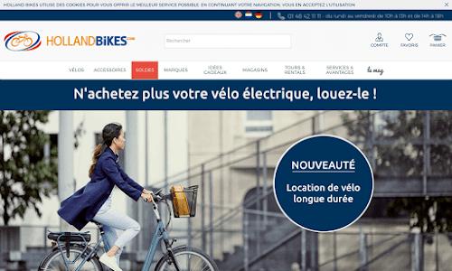 Holland Bikes: les vrais vélos Hollandais