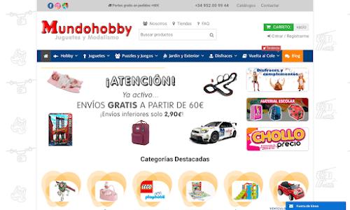 Mundo Hobby Juegos y juguetes