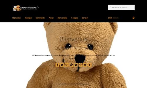 Ours-en-Peluche Jeu et jouet