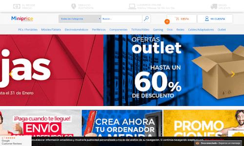 Miniprice.es - Tienda de informatica