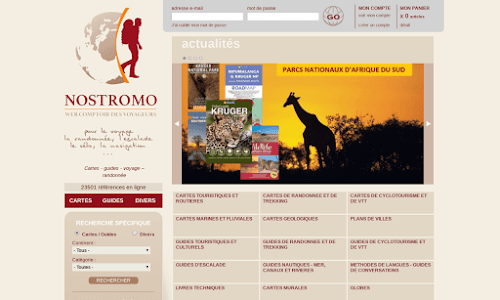 Nostromo webcomptoir des voyageurs