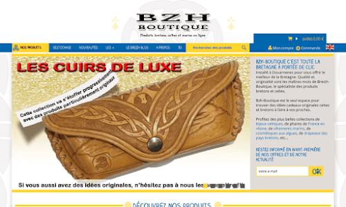 Produits bretons et celtes