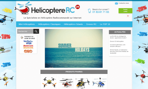 Helicoptere RC 24