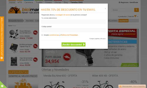 Bicimarket.com - tu tienda online lider en ciclismo!
