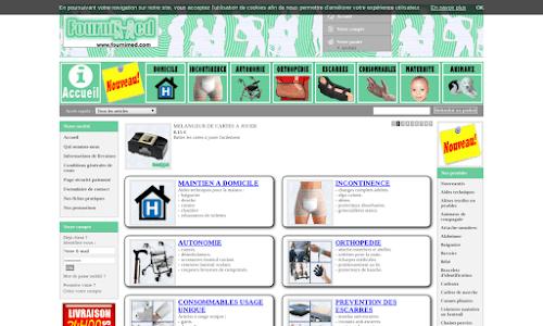 Vente en ligne de matériel médical pour particuliers