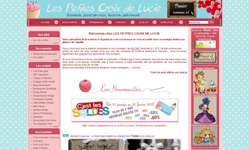 Les petites croix de Lucie Loisir