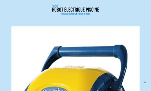 Robot-Piscine-Electrique
