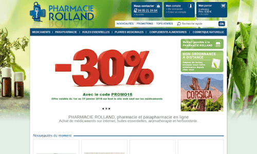 Pharmacie Rolland