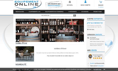 Equipement-online Fourniture et mobilier
