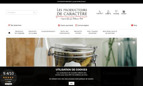 Les Producteurs de Caractère Gastronomie