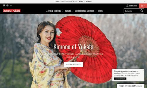 Kimono Yukata Shop