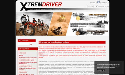 Xtremdriver 2 roues