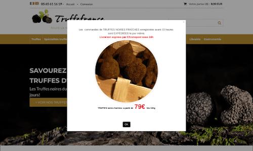 Truffefrance Produits du terroir