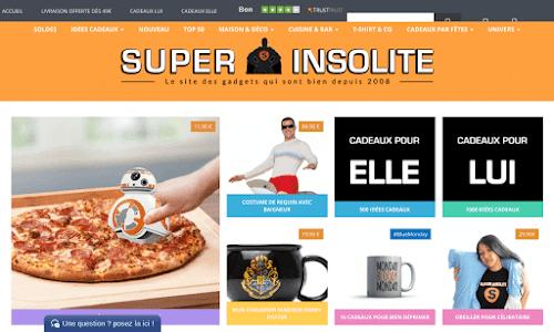 Super Insolite Cadeaux