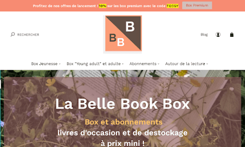 La belle book box