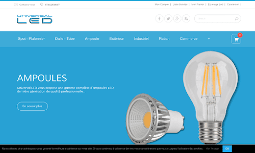 Universal Led Electricité & domotique