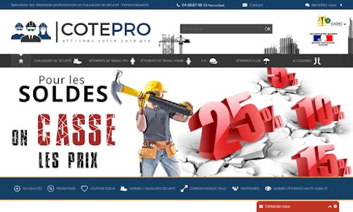 Vêtements de travail : Cotepro