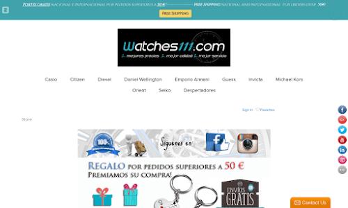 Relojes y Perfumes a los mejores precios