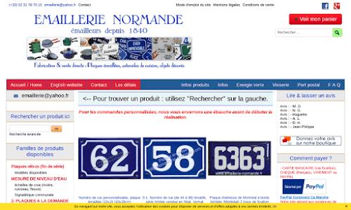 Emaillerie Normande Décoration