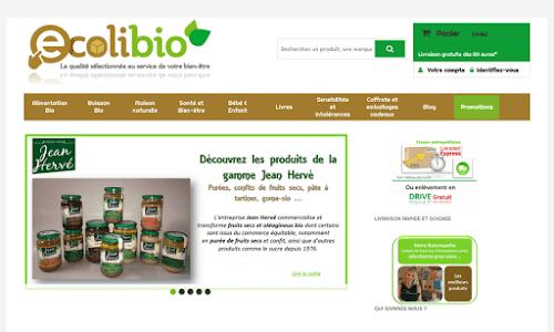 Ecolibio Alimentation bio et diététique