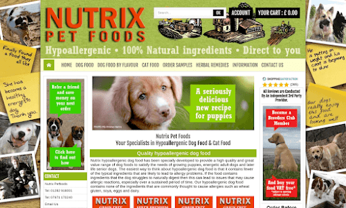 Nutrix Pet Foods