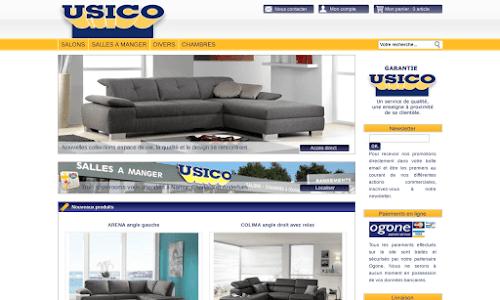 Vente en ligne de meubles de qualit boutique en ligne for Chambre a coucher usico