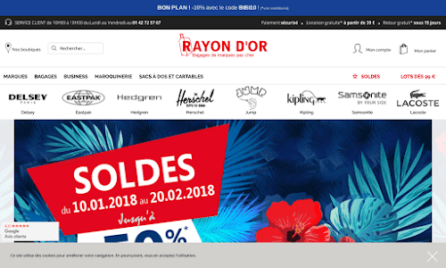 Rayon d'Or Bagages Bagagerie