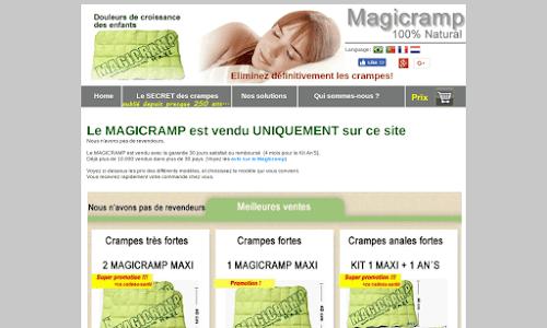 Magicramp Parapharmacie