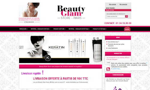Beauty Glam Store