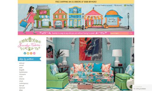 Swanky Fabrics Design