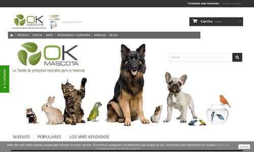 Ok Mascota Alimentación para animales