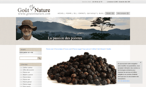 Goût et Nature Alimentation