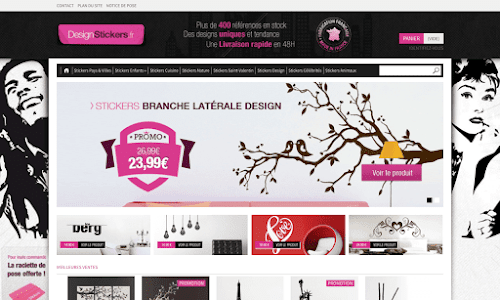 DesignStickers Stickers & adhésifs