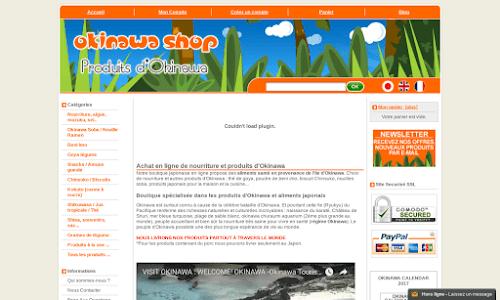Okinawa Shop: achat en ligne d'aliments, friandises, boissons