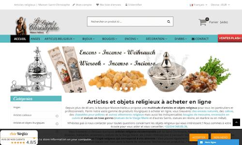 Religieux Saint-Christophe