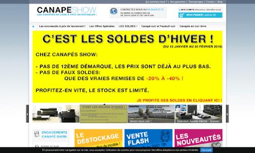 Canapés Show