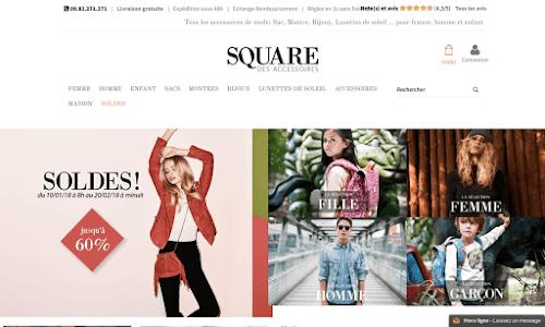 Square des Accessoires Accessoires de mode
