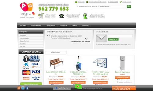 Algru - Tu tienda Online