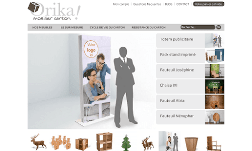 Mobilier Orika!