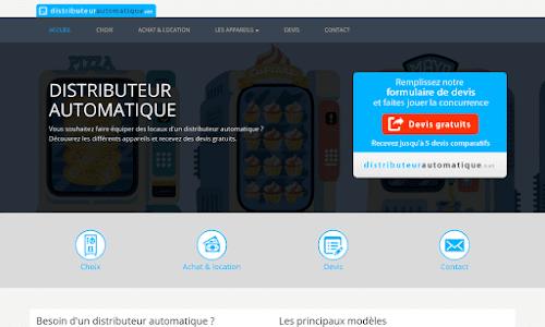 Distributeurautomatique Matériel
