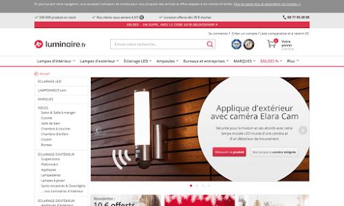 une incroyable s lection de luminaires d 39 int rieur en ligne boutique en ligne luminaire. Black Bedroom Furniture Sets. Home Design Ideas