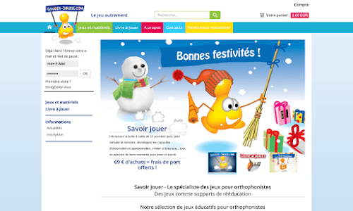 www.savoir-jouer.com Matériel médical