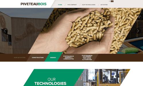 Piveteau Bois : Solutions durables en bois